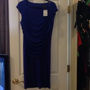 NWT Size 16 Connected Apparel dress.